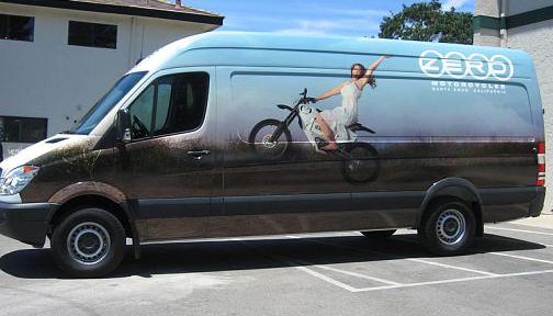 Zero Van